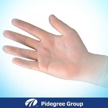 disposable vinyl cleanroom gloves