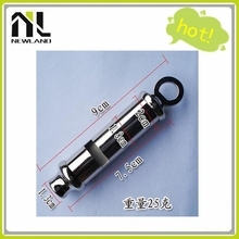 2015 Wholesale China high quality cheap mental alarm whistle