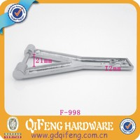 qifeng 2014 new arrival Y shape handbag and purse making accessories