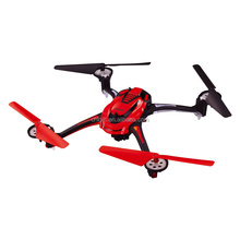 F802 rc drone one key go home headless quadcopter with wifi image