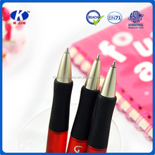 2015 hot sale promotional new style Click ball pen for school kids and office