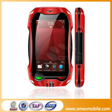 OMES 2.6inch touch screen CA-9 dual sim TV car shaped mobile phone