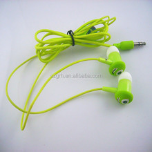 Factory hot sale,silicone in-ear earphone rubber cover