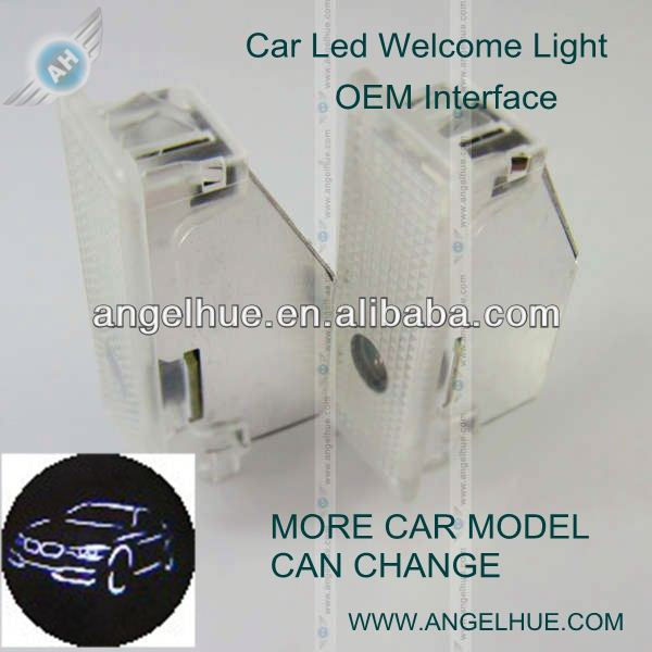 2013 hotsale 12 V carro led 3d logo auto led emblema luz do carro com o logotipo led 3d
