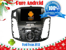 car dvd for Ford Focus 2012 ,Android 4.1 ,RDS Telephone book,AUX IN,GPS,3G,Built-in WIFI Dongle