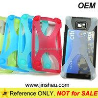 Promotional Cheap Phone Vest Cover Silicone Moblile Bumper Case