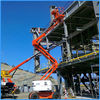 SINOBOOM articulating mobile hydraulic lift table