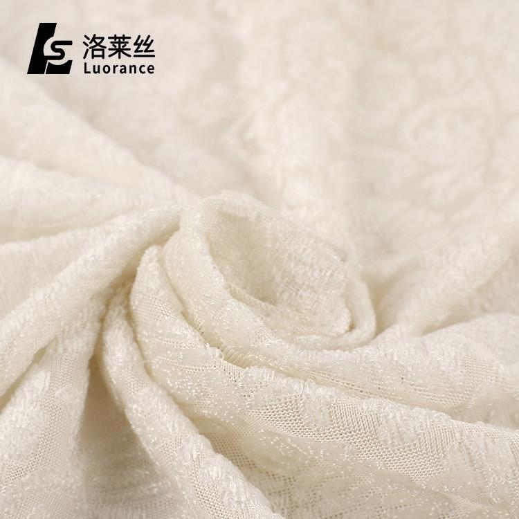 Farklı çeşit güzel flora giyim şam kadife ipek kumaş
