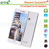 Plastic 5 inch phone huawei P7 Phone 5 inch 16GB android 4.4