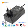 AC dc adapter 100-240Vac To DC 12V 2A 24W Power Supply Converter Adapter for Led Strips Lights EU Plug