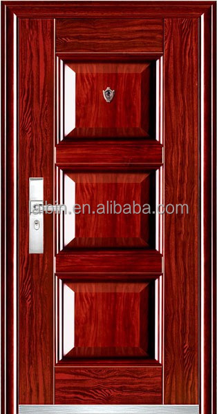 Used exterior french iron main entrance doors grill design for French doors main entrance