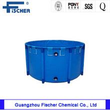 Over 7 years experience factory supply round flexible fish tank for aquarium, aquarium round foldable fish tank