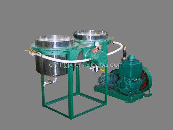 filter recycling machine