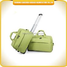 luggage trolley bag,foldable carry-on casual bag trolley 2 wheels travel trolley bag