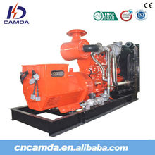 CE and ISO 250KVA biogas generator / methane gas generator / natural gas generator with CHP