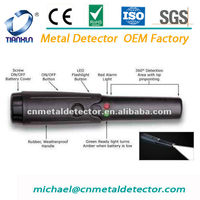 Hand-Held Metal Detector sensitive and Accurate detection