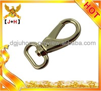 Golden metal dog hooks for handbags fitting Swivel Snap Hook