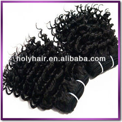 2013 Alibaba hot selling haohao hair brand name hair weave