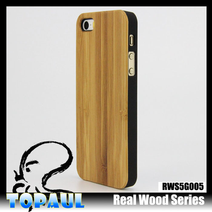 Mobile Phone Accessories 2015 Wood Phone Case