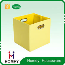 New Design Personalized Foldable Storage Box Container Fabric