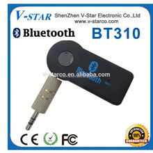 Hot New Products for 2014! 3.5mm Bluetooth Adapter for Car Stereo