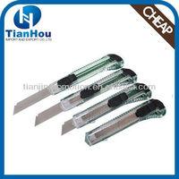 Transparent mini plastic knife