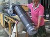 torch applied 4mm sbs modified bitumen waterproofing membrane