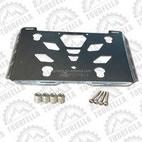 Stainless topcase rack &Luggage rack for Kawasaki KLR650