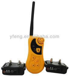 AT-218 550m Remote Range Dog Training Shock Collar Two DOG