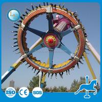 Thrilling Rides!! Fairground Carnival Games Big Playground Equipment