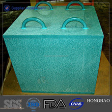 Oversize Shielding Doors, 50mm neutron shielding poly board, 10% borated polyethylene