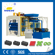 strict quality supervision excellent performance concrete factory directly selling QT12-15 brick machine