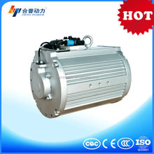 Battery operated ac synchronous gear motor HPQ13.5-96(24)