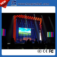 China manufacturer amazing quality 1000 cd/sqm message moving computer controlled led display
