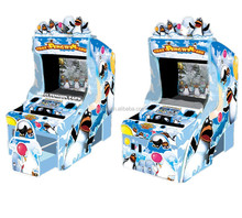 2015 Sealy Crazy Penguin Paradise coin operated amusement sports kids game machine