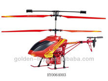 Hot selling 3.5-ch rc airwolf helicopter toy with spray function and gyro