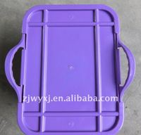 plastic storage tubs,square plastic laundry bucket,Super Plastic storage trough