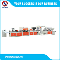 Best Automatic Non Woven Fabric Bag Making Machine Price