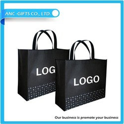fashion promotion non-woven bag low price PP nonwoven bag shopping bag PP nonwoven shopping bag
