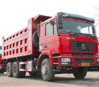 Price For Shacman F2000 6x4 10-Wheel Dump Truck
