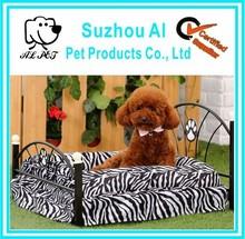 Pet Cushion Upscale Frame Metal Dog Bed