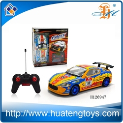 mini rc racing toys car 1 18 scale electric remote control drifting cars with light and beautiful car body design