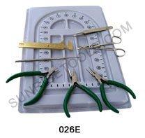 plastic bead board, sun tool for jewellery