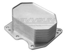 Oil Cooler, engine oil for Ford AV6Q 6L625 AA/ AV6Q-6L625-AA/ AV6Q6L625AA, 7M5Q 6L625 AA, 1685820