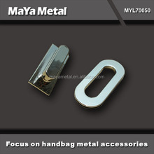 2014 new style round shape fashion purse lock accessory for ladies manufacturer-MaYa Metal
