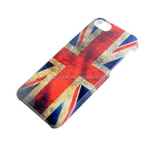 Custom Print Hard Cell Phone Case for iPhone 5