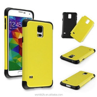 2 Layer Armored Hybrid Cover For Samsung Galaxy Note 4