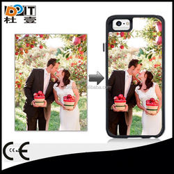 Direct factory price custom hard phone case for iph 5 custom phone case for iph 5