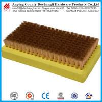 Chinese manufacturer round copper wire/brush wire