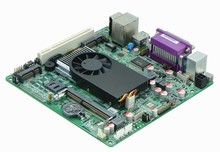 Mini Itx industrial motherboard Intel Atom N455 DC12V 2*COM SDM58_D45 POS Machine Industrial Motherboards